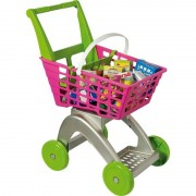 Cos supermarket cu accesorii Androni Giocatolli, multicolor