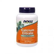 Now Foods Citrato de calcio Plus Caps