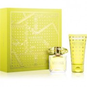 Versace Yellow Diamond coffret II. leite corporal 50 ml + Eau de Toilette 30 ml