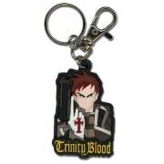 Great Eastern Entertainment Trinity Blood Tres PVC Keychain