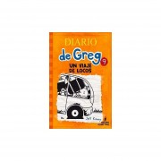 Diario de greg 9. un viaje de locos