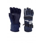 Finn dětské zimní rukavice C075 10-11 let tmavě modrá