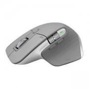 Безжична мишка Logitech MX Master 3 Advanced Wireless Mouse, Mid Grey, 910-005695