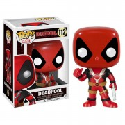 Pop! Vinyl Marvel Deadpool Thumbs Up Deadpool Pop! Vinyl Figure