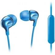 Casti Stereo Philips SHE3705LB (Albastru)