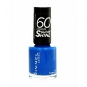 Rimmel London 60 Seconds Super Shine Nail Polish 8Ml Per Donna 340 Berries And Cream (Cosmetic)