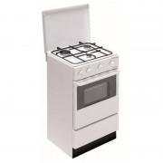 Bompani Bi910aa/n Cucina Coline 3 Fuochi - Forno Gas 48 X 45 Bianca Classe A Libera Installazione