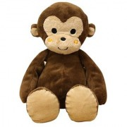 Bedtime Originals Plush Monkey Ollie Brown