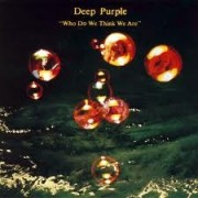 Deep Purple - Who do we think we are (CD)