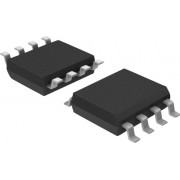Amplificator operational STM ST Microelectronics TL 082 CD, carcasa tip SO 8, versiune Dual J-FET OP