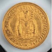 Zlatá mince – Svatováclavský dukát 1933