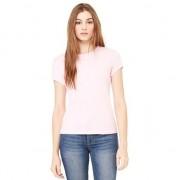 Bella Roze basic goede kwaliteit dames t-shirts