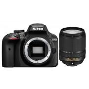 Nikon D3400 + 18-140mm VR - Man. ITA - 4 Anni Di Garanzia In Italia