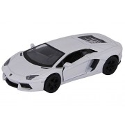 Kinsmart Lamborghini Aventador LP 700 4, White