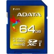 Card de Memorie A Data XPG SDXC 64GB UHS-I U3 Clasa 10