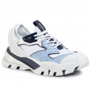 Сникърси CALVIN KLEIN JEANS - Clarice B4R0883 White/Chambray Blue