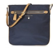 Michael Kors Women Casual Blue Nylon Sling Bag(Imported)