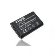vhbw Li-Ion batterie 1000mAh (3.6V) pour appareil photo DSLR Sony Actioncam FDR-X3000, FDR-X3000R remplace NP-BX1