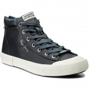 Сникърси PEPE JEANS - New Brother PMS30392 Marine 585