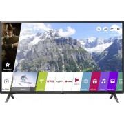 LG Electronics 65UK6300 LED-TV 164 cm 65 inch Energielabel: A (A++ - E) DVB-T2, DVB-C, DVB-S, UHD, Smart TV, WiFi, PVR ready Zwart