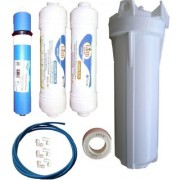 Earth RO Systems pre and post carbon sediment RO membrane 100 GPD filter for all type of ro system