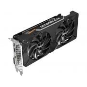 Видеокарта Palit GeForce GTX 1660 Dual OC 1530Mhz PCI-E 3.0 6144Mb 8000Mhz 192 bit DVI HDMI DP NE51660018J9-1161A