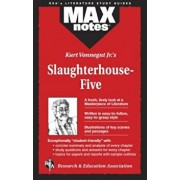 Slaughterhouse-Five (Maxnotes Literature Guides), Paperback/Tonnvane Wiswell
