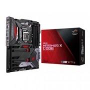 Дънна платка Asus ROG Maximus X Code, Z370, LGA1151, DDR4, PCI-E(DisplayPort&HDMI)(SLI&CFX), 6x SATA 6Gb/s, 2x M.2, 4x USB 3.1 Gen1, 2x 3.1 Gen2, Wi-Fi, ATX