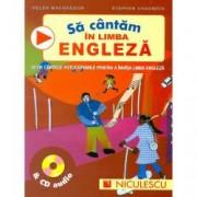 Sa cantam in limba engleza and CD audio