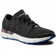 Обувки UNDER ARMOUR - Ua Speedform Gemini3 City Re 1292814-001 Blk/Ath/Blk