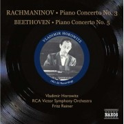 Beethoven/ Rachmaninov - Piano Concert No.5 & No.3 (0636943178720) (1 CD)