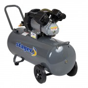 COMPRESOR STAGER HM3100V 3CP, 100L, 8BAR