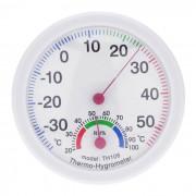 35 ~ 55 C Mini termometro analogico interior - blanco