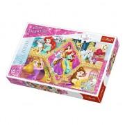 Puzzle Trefl - Disney Princess, 160 piese (64780)