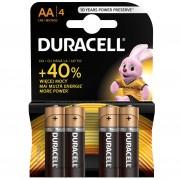 Baterie Duracell Basic AA LR06 4buc