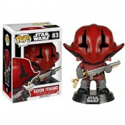 Pop! Vinyl Figura Funko Pop! Sidon Ithano Bobble-Head - Star Wars: Episodio VII