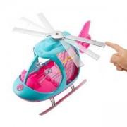 Игрален комплект Barbie - на път с Хеликоптер, 1710113