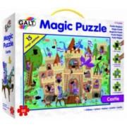 Magic Puzzle - Castelul 50 piese