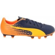 Puma evoSPEED 17.5 FG Football Shoes(Multicolor)