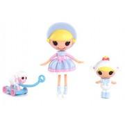 Mini Littles Sisters- Little Bah Peep Bow Bah Peep