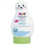 Бебешки шампоан за коса и тяло Babysanft - тюленче, HiPP, 266102