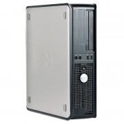 Calculator DELL Optiplex 740 DT, AMD Athlon 64 X2 5600+ 2.8GHz, 4GB DDR2, 160GB, DVD-RW
