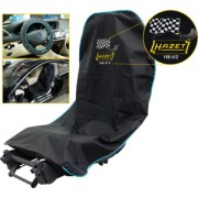 HAZET Steering wheel and seat cover set 196-6/2 . Number of tools: 2