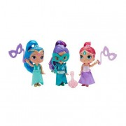 Mattel Fisher Price - Shimmer y Shine - Baile Disfraces de Genios