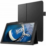 Lenovo Tab 3 10 Plus flip hoes zwart