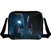 Geanta Batman Vs Superman Face To Face Messenger Bag