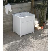 Lavatoio per esterno in Ceramica Anemone 75x65