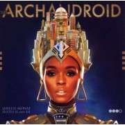 Janelle Monae - The ArchAndroid (0075678989834) (1 CD)