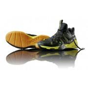 Pantofi Salming cobră la mijlocul Negru / Galben