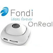 Fondi OnReal Camera - 8MP Photo Capture, 1080P